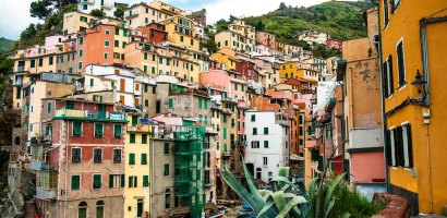Location de maison ou d'appartement dans les Cinque Terre