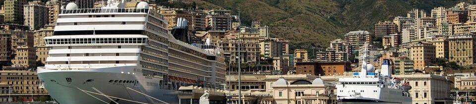 Votre croisière à Gênes et dans les Cinque Terre