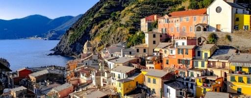 Vernazza Cinque Terre Centre Village