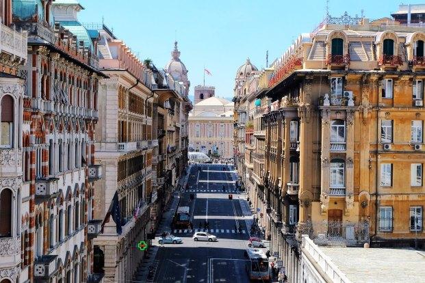 Architecture de Gênes
