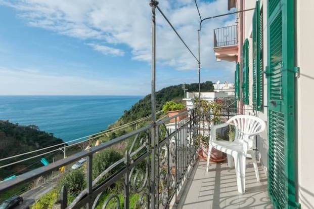 Airbnb Corniglia