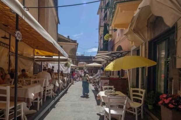 Airbnb Monterosso