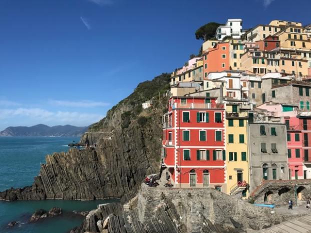 Un village des Cinque Terre