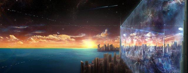 Le monde du futur.