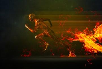 running_fire_by_karimbalaa1