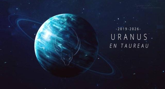 Uranus en Taureau !