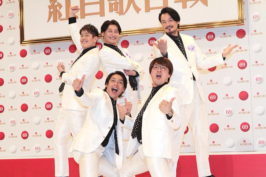 『紅白歌合戦』會見にあいみょん,DAOKO,YOSHIKI,キンプリ,刀剣男士ら - レポート : CINRA.NET