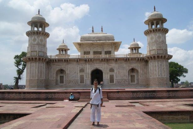 Viaje a India- Cintia's Love in Action
