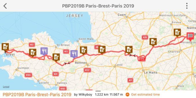 La Parigi Brest Parigi