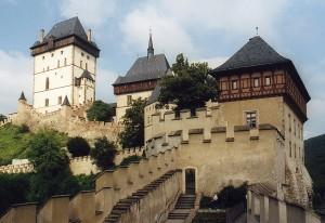 Praga, Castello di Karlstejn