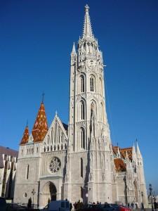 Budapest, la Chiesa di Mattia