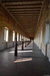 Sabbioneta, Palazzo Giardino, la Galleria