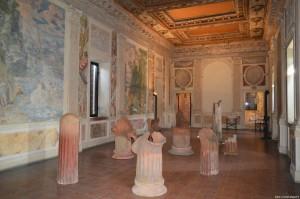 Sabbioneta, Palazzo Giardino, Sala degli Specchi