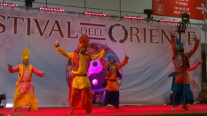 Festival dell'Oriente, danza indiana Kathak