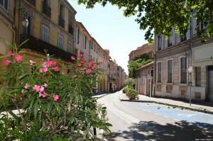 Aix en Provence, centro storico