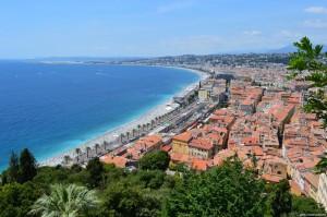 Nizza, panoramica