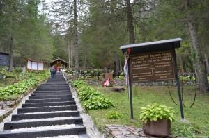 Alto Adige, Dobbiaco, cimitero prima guerra mondiale