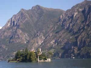 Lago d'Iseo, Isola di Loreto