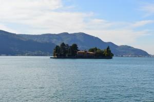 Lago d'Iseo, Isola di San Paolo