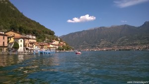 Lago d'Iseo, panoramica