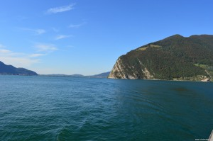 Lago d'Iseo, scorcio panoramico