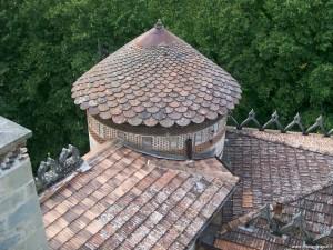 Rocchetta Mattei, una torre