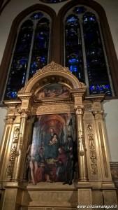 Bologna, Basilica di San Petronio, Cappella Baciocchi