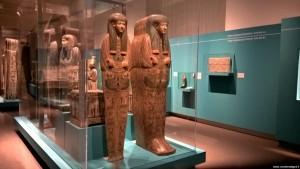 Bologna, Mostra Egizi, sarcofagi