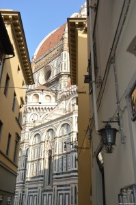 Firenze, vista sulla Cupola del Brunelleschi