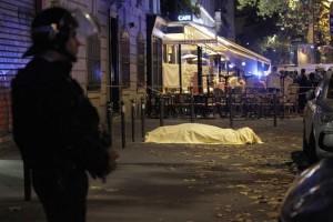 attentati parigi novembre 2015