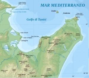 Mappa localizzazione sito archeologico