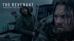 Revenant - redivivo, scena del film