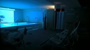 New Suadis Verona, piscina e zona relax