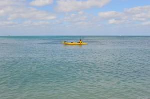 Il mare delle isole Cayman