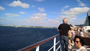 MSC Opera in arrivo a Grand Cayman