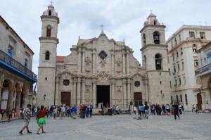 Cuba, L'Avana, Cattedrale