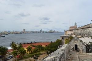 Cuba, L'Avana, skyline dalla Fortezza del Morro