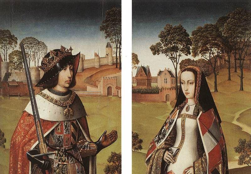 Giovanna di Castiglia detta la pazza
