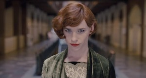 The danish girl, Eddie Redmayne