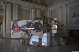 Castello di Rivoli, esposizione arte contemporanea