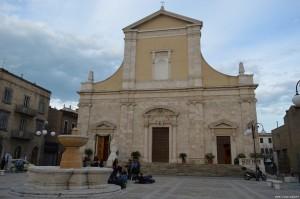 San Benedetto del Tronto, la Cattedrale