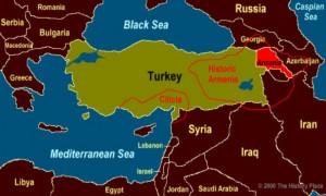 Dove vivevano gli armeni prima del 1915 e oggi