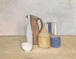 Giorgio Morandi, Natura morta