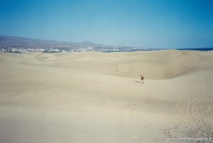 Isole Canaria, Gran Canaria, Dune di Maspalomas