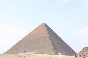 Grande Piramide di Cheope a Giza
