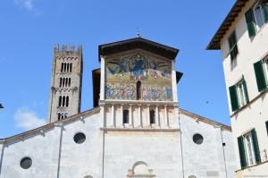Lucca, Basilica di San Frediano