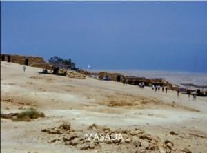 Masada, Israele