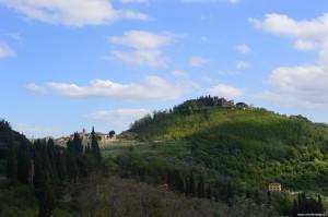 Montecatini Alto, panoramica
