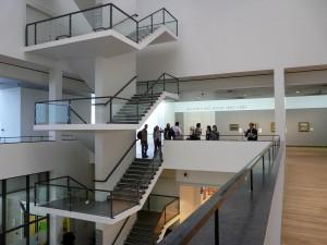 Museo Van Gogh, interno