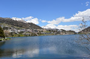 St Moritz, il lago